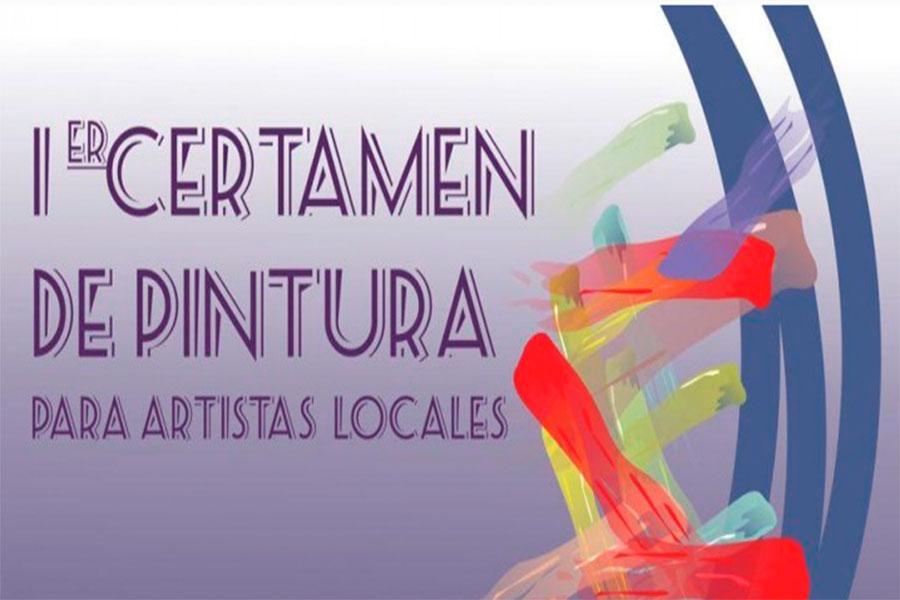 I Certamen de Pintura para artistas locales de Torrejon de Ardoz