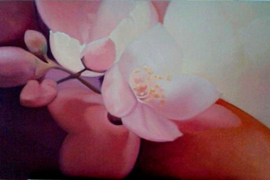 Exposición de Pintura Ángeles Domínguez