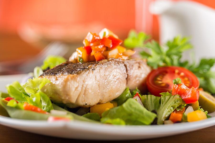 """Nuevo Menú Saludable """"Healthy Food"""""""