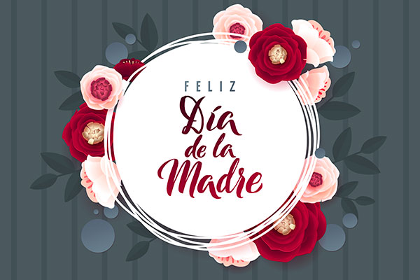 Menú para el día de la madre (5 de mayo)